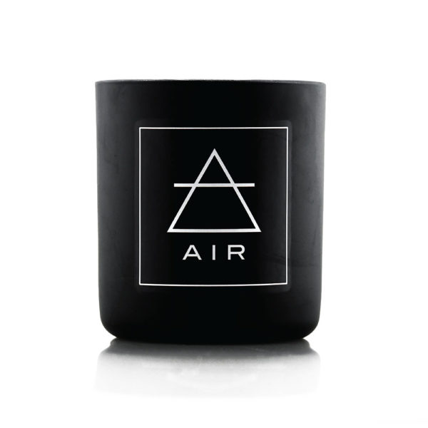 Queen Of Pentacles | Air Candle