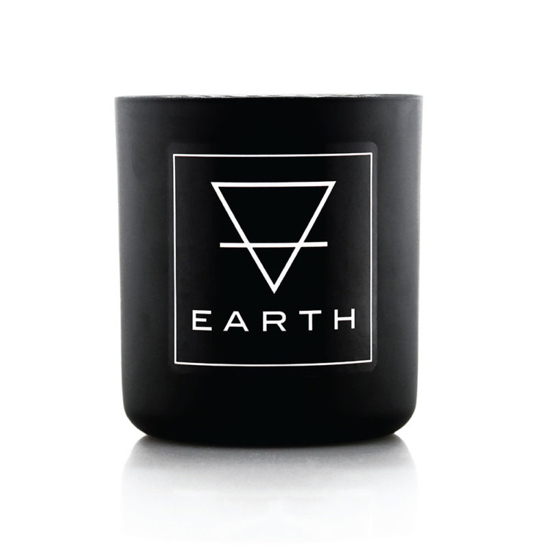 Queen Of Pentacles | Earth Candle